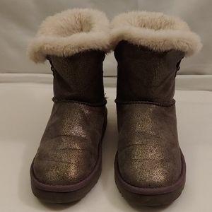 Style & Co Faux Fur Boots